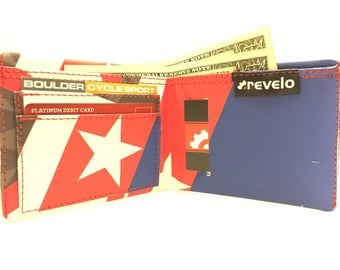 revelo Recycled Wallet