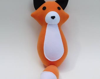 Handmade Fox Plush
