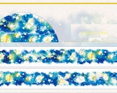 1 Roll Limited Edition Washi Tape: Starry Starry Sky
