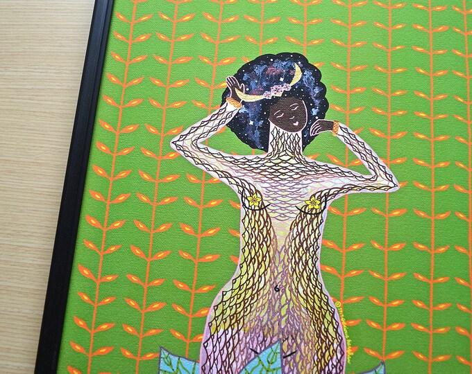 Taurus • 11x14 Print