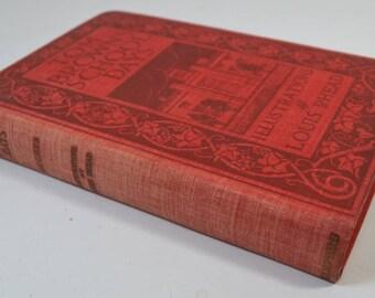 Tom Brown's School Days, Thomas Hughes, 1911, Illustrations by Louis Rhead, English Novel, Oxford Author, Childhood Novel, English Schools