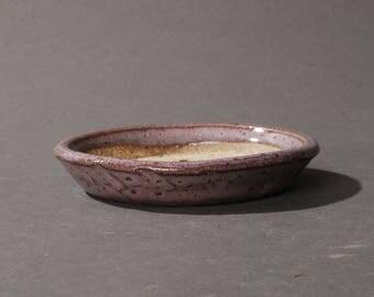 Mini Bonsai pot. Purple #2
