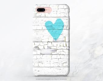 iPhone X Case iPhone 8 Case iPhone 7 Case Heart Wood iPhone 7 Plus Case iPhone SE Case Tough Samsung S8 Plus Case Galaxy S8 Case T65