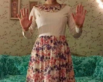 Mod Dolly 1960's Dress
