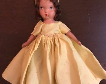 "Sweet Nancy Ann Story Book Doll 5.5"""