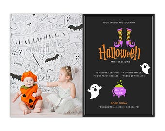 MB3 :. Halloween Marketing board | Halloween minis