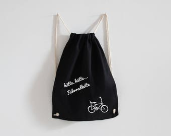 Gym bags would have had bike chain