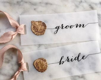 PRE ORDER | Place Cards, Wedding place cards, Vellum Place Cards, Name Tags, Wedding Name Tags, Vellum Name Tags, Vellum, Wedding