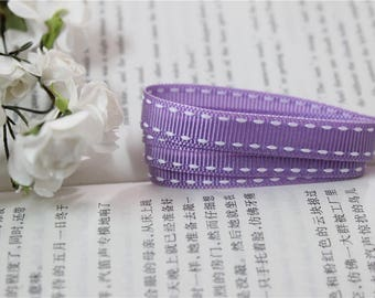 3 m Ribbon grain purple line 1 cm
