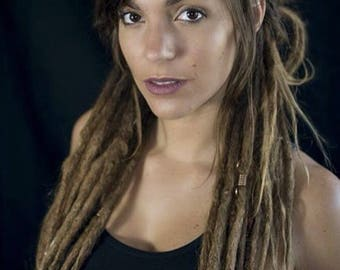 Single knotty dread extension (1)