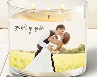 Valentines Day Gift for Him, Valentines Day Gift Candle Label, Valentines Day Gift for Her, Custom Candle Label, Valentines Day Gifts, Label