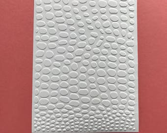 Embossed Cardstock A2 Sheets or Cards