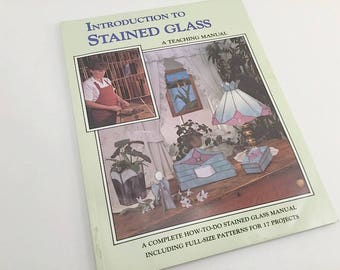 Stained Glass Book, Stained Glass  How 2, Learn Stained Glass, Stained Glass Lamp, Stained Glass Box, Stained Glass Angel, Stained Glass