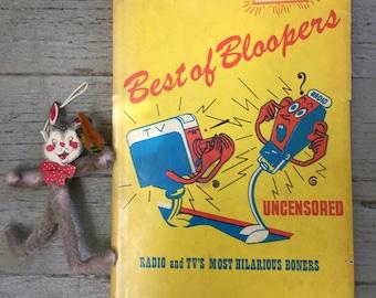 Best of Bloopers, Radio & TV, Most Hilarious Boners, Flubs, Bungled Lines, Johnny Carson, David Frost, Merv Griffin, Dan Rowan, Celebrities