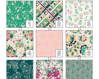 Changing Pad Cover ... { Floralia Fusion } AGF Studio