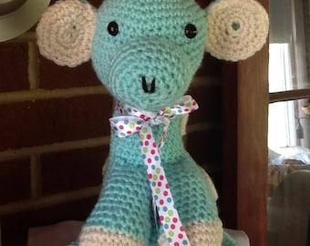 Amigurumi giraffe, amigurumi toy,plush amigurumi ,plush toy,giraffe,baby giraffe,baby shower gift