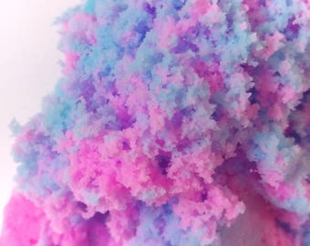 Cotton Candy Cloud Slime, Scented, Stress Relief, Therapy Tool, Gift Idea, Party Favor