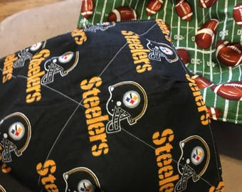 Pittsburgh Steelers soup cozie