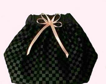 Makeup Bag, Black Makeup Bag, Black Bag, Cute Makeup Bag, Black and Grey Bag
