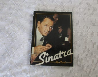 Sinatra By Alan Frank 1978 Pictures & Info. Galore, He was Hollywood Royalty.