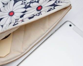 Daisy Chain Tablet Case and Travel Pouch