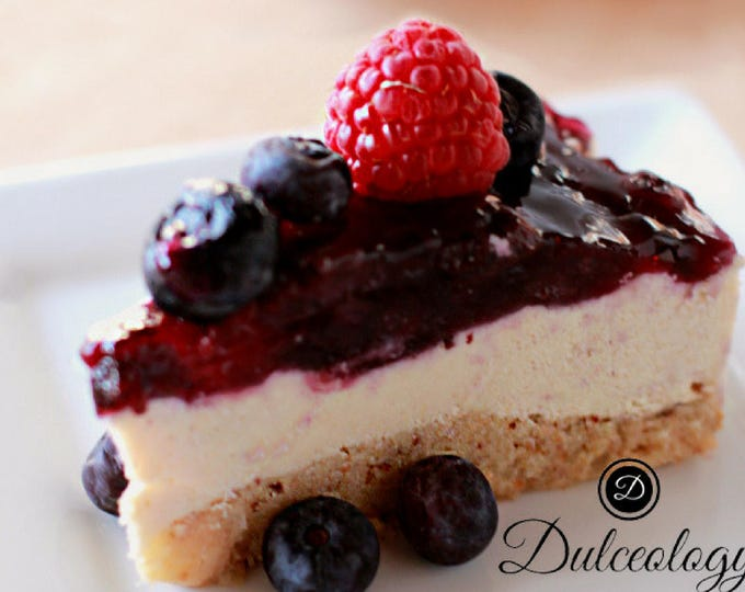 Featured listing image: Vegan Cheesecake (Local Maryland/Virginia/DC Delivery only)