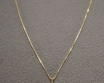 vintage 10 k yellow gold made ireland pendant charm necklace chain heart emerald claddaugh friendship wedding