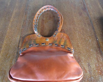 Hand Made Leather Bag