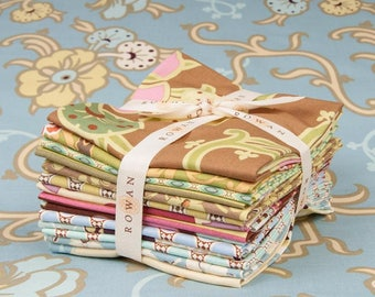 Amy Butler Fat Quarter Stash Bundle Collection by Rowan - 15 FQs