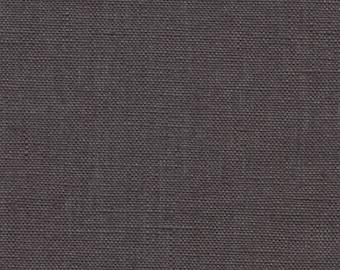 Licorice coated linen