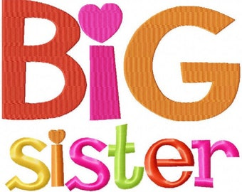big sister, little sister, sibling shirt, big sis, little sis, personalized sibling shirt