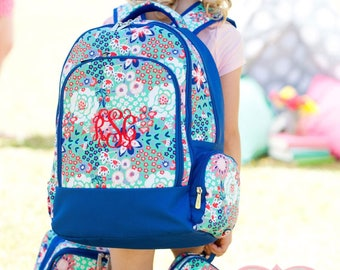 Cute Backpack, Monogram Backpack, Girls Backpack, Cute Girls Backpack, School Bag, Backpack, Personalized Backpack, School Supplies