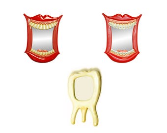 Perfect smile teeth - waiting room solutions, smiley faces, dental care, nurse gifts, family dentist, dental arts, oral surgeon, invisalign