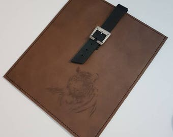 Ipad case, leather case, leather sleeve, tablet case,