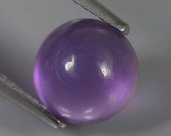 2.48 Ct Natural Brazil Purple AMETHYST