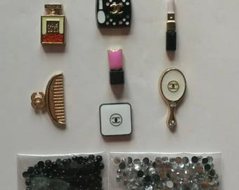 Cell Phone DIY Kit Charms