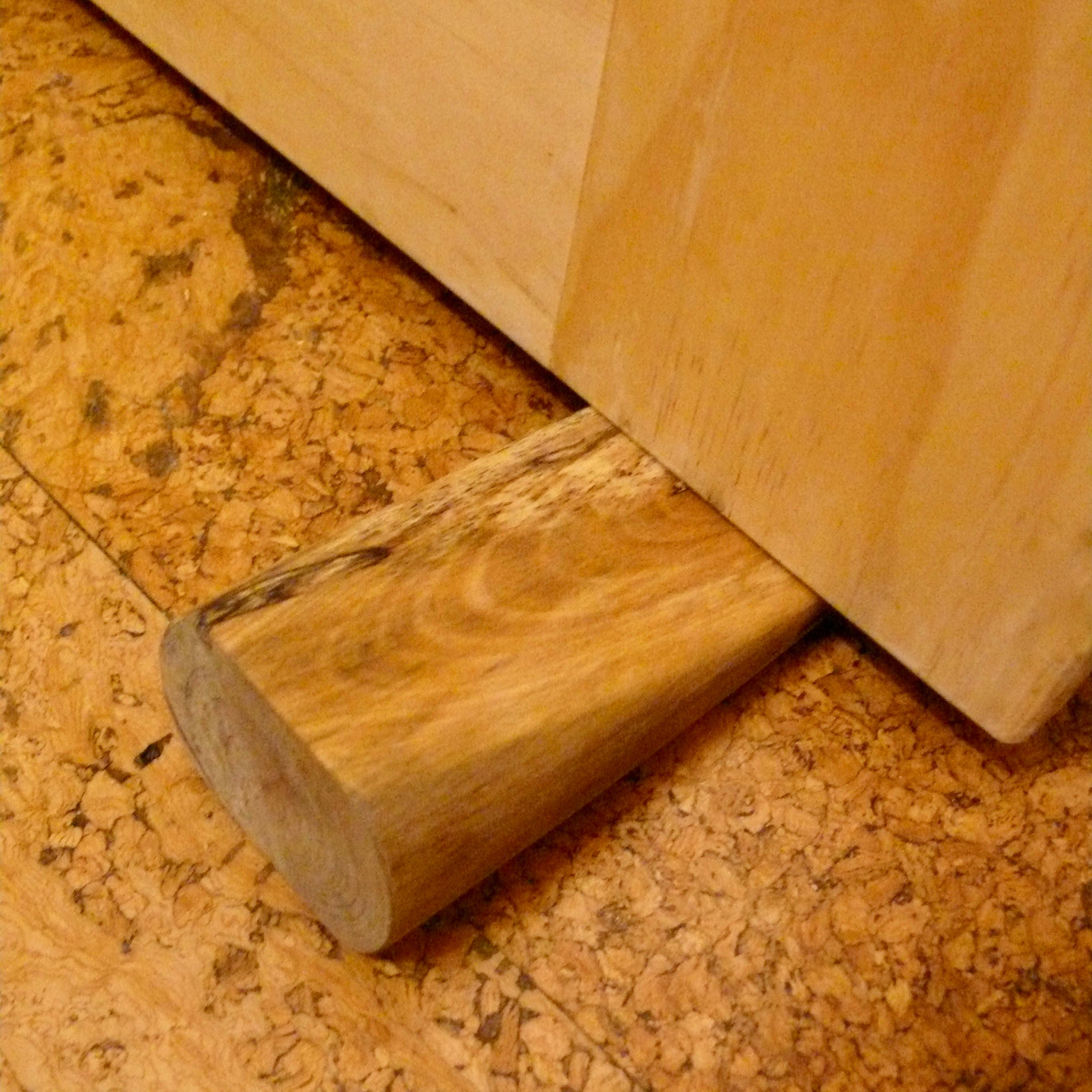 Rustic wooden Door Stop Wooden Door Stopper Door Wedge Door