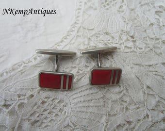 Art deco cufflinks 1920's
