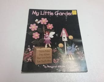 "Magazine ""My little Garden"" fun painting projects"