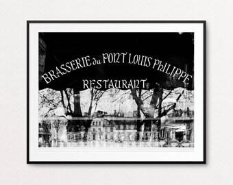Paris Photography, Paris Cafe Print, Paris Print, Paris Decor, Cafe Photography, Fine Art Photography, Paris Wall Art