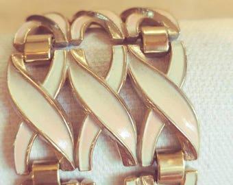 Vintage Enamel Bracelet