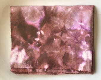 Aura Hand Dyed New Wool Fabric, Rug Hooking, Penny Rugs