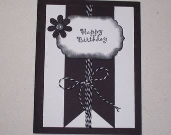 Birthday Card for him or her