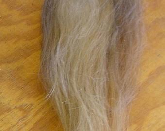 White/Gray Horse Tail