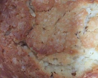 Loaf pound cake