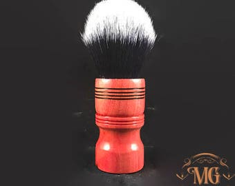 Pink Ivory Wood Shaving Brush
