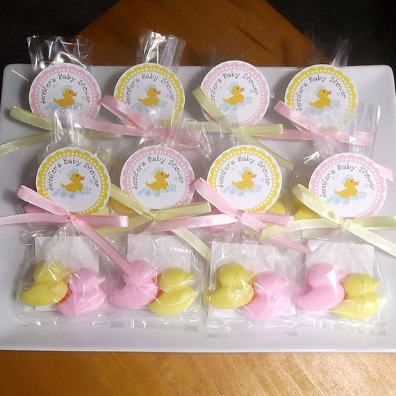 Baby Shower Favors Duck Baby Shower Girl Baby Shower Favors Baby