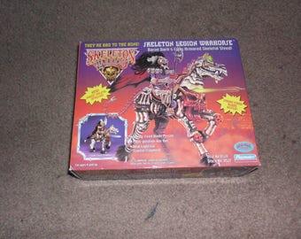 skeleton warriors skeleton legion warhorse misb never opened playmates 1994