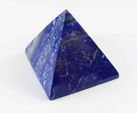 Lapis Pyramind, Polished, D-193