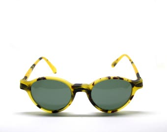 CHARRO ITALY acetate and metal details New Vintage sunglasses